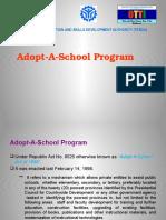 Adopt a School Presentation
