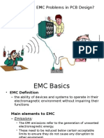 How to avoid EMC problems in PCB design