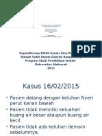 Laporan Kasus Ilmu Radiologi