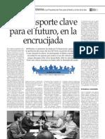 FMT - PRENSA - Debate Tren El Dia 1_de_2