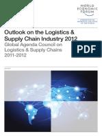 OutlookLogisticsSupplyChainIndustry IndustryAgenda 2012