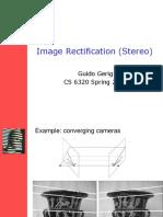 CS6320 CV F2012 Rectification