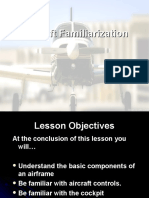Aircraft Familiarization