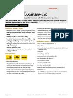 Australia Shell Spirax S6 AXME 80W-140 TDS