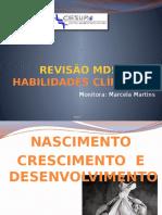 Revisão Md5 - Pediatria
