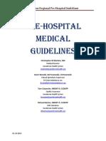 TSA Medical Protocols