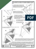 Tema 13- Sistema Diédrico Secciones Planas