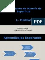 Introducción a la Minería a Rajo