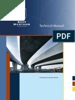 Bridge Beam Technical Manual