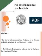 6. Corte Internacional de Justicia