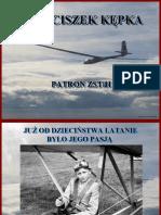 Franciszek Kępka - patron ZSTiH