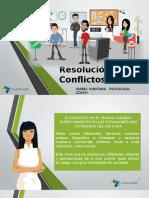 1. Gestion de Conflictos Con PNL Autor Isabel Hontana