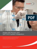 Global HR Process and SAP HCM System Integration. Delivering HCM Expertise Www.kivala-hr.com