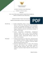 POJK No. 4 Ttg Tt Cara Penagihan Sanksi Administratif Berupa Denda Di Sektor Jasa Keuangan