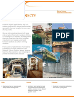 Special Project Infrastructure Brochure
