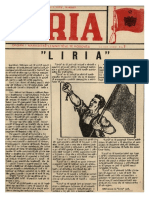 """Liria"" Nr. 1 - Tetor 1980"