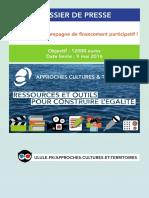 ACT en campagne de financement participatif