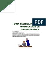 Guía Técnica para Formular Organigramas.doc