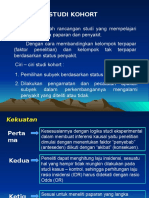 4 Studi Kohort