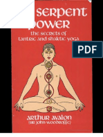 Arthur Avalon the Serpent Power