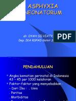 ASFIXIA NEONATORUM