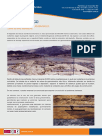 Aplicacion de Geomallas Biaxiales
