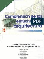 Comprension de Las Estructuras en Arquitectura