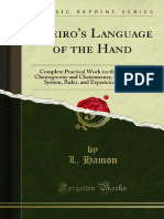 Cheiros Language of the Hand - Sukesh