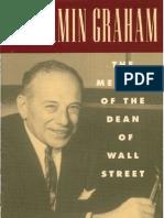 Benjamin Graham - The Memoirs of the Dean of Wall Street - Excerpt