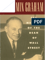 Benjamin Graham - The Memoirs of the Dean of Wall Street - Excerpt