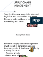 Supply Chain Management Ravi