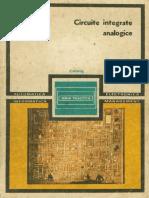 Catalog de Circuite Integrate Analogice Editura Tehnică București 1983