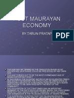 27.Post Maurayan Economy