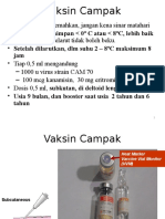Vaksin Campak