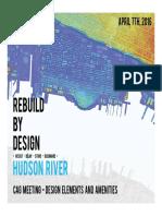 Hoboken Rebuild-by-Design Presentation-April 7, 2016