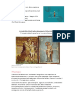 Dioniso e Chirone Radici Sciamaniche Dell'Occidente