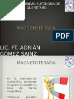 MAGNETOTERAPIA. (1)