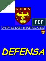 Defensa URBA