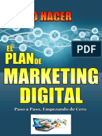 Cómo Hacer El Plan de Marketing Digital