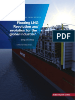 Floating LNG Evolution and Revolution for the Global Industry