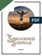 The Sorcerer's Scrolls 45