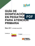 Guia de Dosificacion en Pediatria para Atencion Primaria SEUP 1era Edicion.pdf
