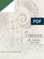 White Balloons Digital Booklet