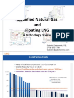 FLNG technology review