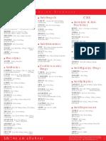 Platinum Product List Update 02-2005