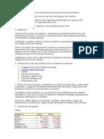 Primer Examen Parcial de Comercialización de Minerales