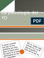 La Psicología Del YO