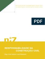 Caderno Responsabilidade Civil Na Construcao Civil