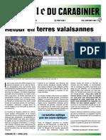 Gazette du Carabinier - CR1 Avril 2016