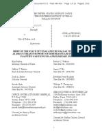 Ken Paxton and Dallas Citizens Council Defend Dallas in Exxxotica Case